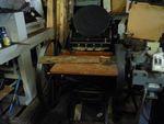 Letterpress Printing Equipment