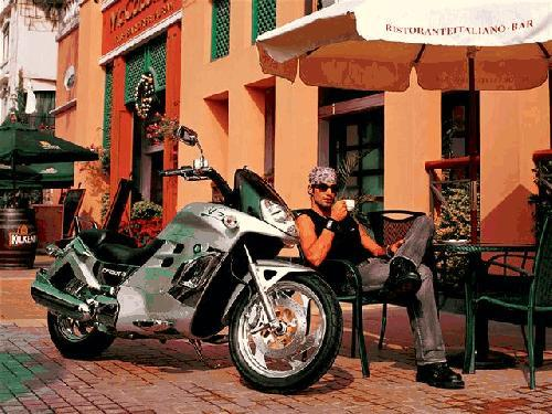 CF Moto V3 250cc AUTOMATIC Motorcycle by CF Moto