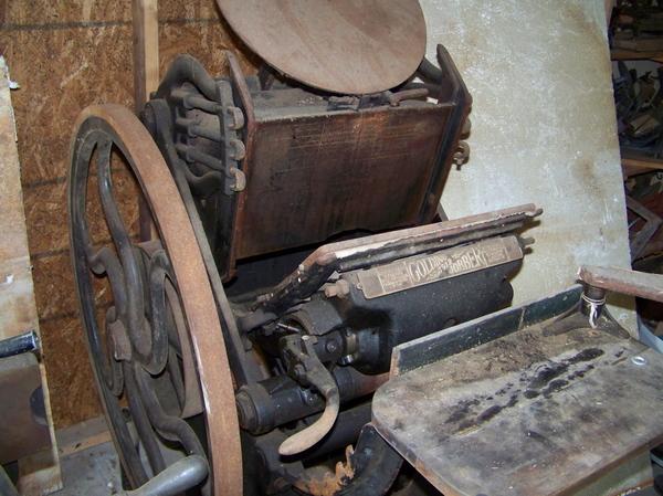 Sold Sold Golding 1912 Jobber 10x15 Letterpress Printing